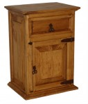 One Door one drawer Night stand